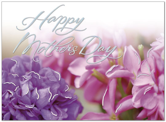 Mothers Day Floral Card Happy Mothers Day Cards Posty Cards