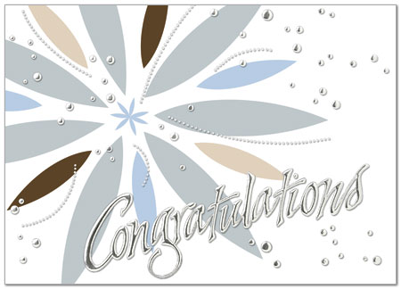 Congratulations Whimsy Card Business Congratulations Cards