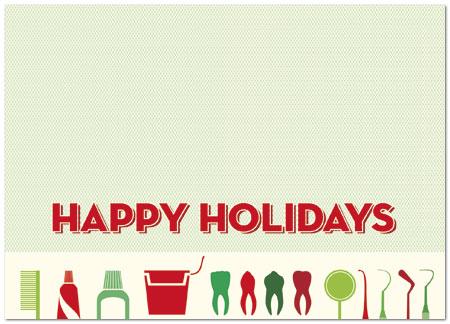 Dental holiday card dentist christmas card posty cards inc zoom m4hsunfo