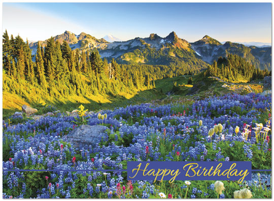 Happy Birthday SOOze Page 3 – Mountain Birthday Cards