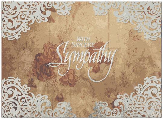 elegant sympathy card business sympathy cards posty cards