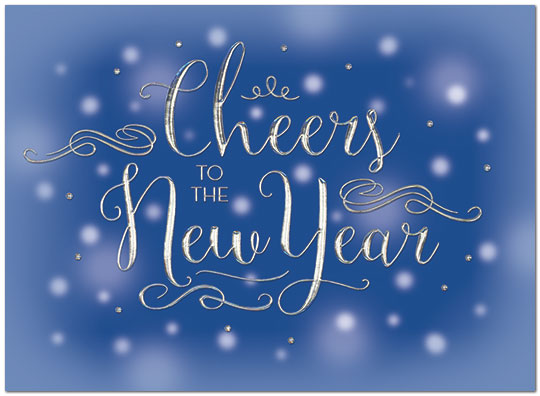 New year cheer holiday card business new years cards posty cards new year cheer card h7177u aa zoom colourmoves