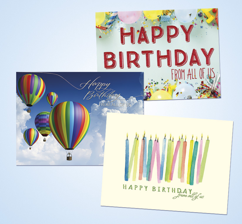 From All Birthday Assortment AO143