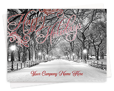 Company Name Greeting Cards