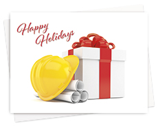 Construction Industry Greeting Cards