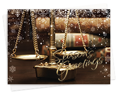 Legal Theme Greeting Cards