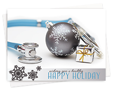 Medical Industry Greeting Cards