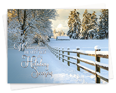 Scenic Christmas Cards