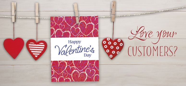 Valentine/'s Day Card