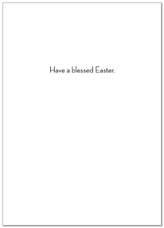 Resurrection Easter Card A2064D-Y