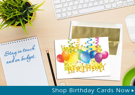 shop business birthday cards  employee greeting cards  business, Birthday card