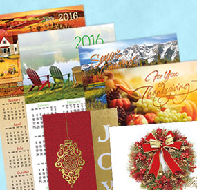 New 2016 Holiday Cards & Calendars
