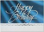 Executive Birthday Greeting Card 502S-W