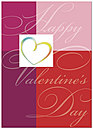 Valentine Sparkle Greeting Card 750D-X