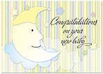 Baby Congratulations Card 756D-Y