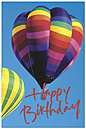 Hot Air Balloon Postcard 837P-Z