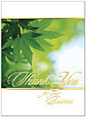Business Thank You Card 845U-X