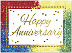 Anniversary Greeting Card 847U-X