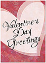 Valentine's Day Greeting Card 859D-Y