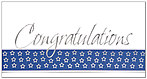 Congratulations Greeting Card 864T-X