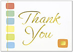 Thank You Greeting Card 871D-X