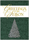 Sparkle Tree Holiday Card 8540G-AAA