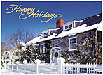 Holiday Home Greeting Card 9550U-AA