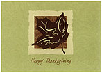 Thanksgiving Nature Greeting Card 9529KW-AA