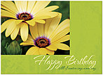 Floral Prayer Birthday Card 138U-Y