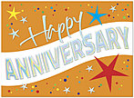 Anniversary Celebration Greeting Card 174U-X