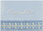 Formal Congratulations Card 177D-X