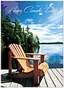 Muskoka Chair Greeting Card A1202D-Y