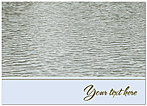Custom Ripple Notecard D1372D-V