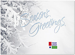 Covered Branches Logo/Name Card D1344U-4A