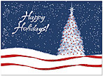 Star Light Holiday Card H1280S-AAA