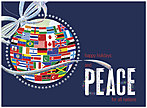 Peace for All Nations Holiday Card H1287U-AA