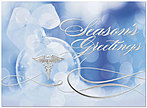 Season's Medical Holiday Card H1296U-AA