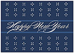 Traditional New Year Card H1303D-AA