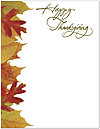 Thanksgiving Letterhead D1236L-B