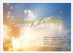Birthday Proverbs Greeting Card A2018U-X