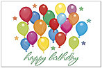 Birthday Bunch Postcard A2032P-Z