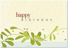 Special Moments Birthday Card A2034KW-X