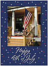 American Spirit 4th of July Card A2051U-X