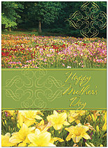 Mother's Day Garden Card A2056U-X