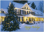 Holiday Lights Card H2174G-AAA