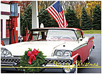 Fairlane Christmas Card H2189U-AA