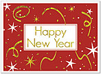 New Year Surprise Card H2190U-AA