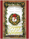 Holiday Welcome Card H2192U-AA