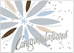 Congratulations Whimsy Card A2081D-X