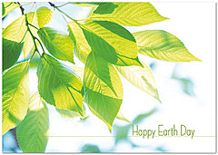 Business Earth Day Cards